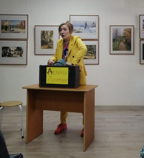Поэтический вечер Елизаветы Шеломихиной 06.03.2021